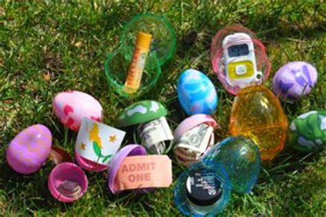 easter egg hunt ideas for adults alternative egg fillers for the weekend s hunt welljourn