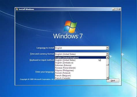 windows 7 home premium reinstall with format