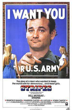 bill murray military movie stripes 1981 internet movie firearms database guns