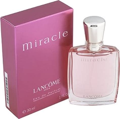 minyak wangi miracle lancome original edp 30 ml