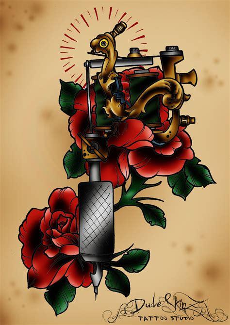 tattoo machine nz old school tattoo machine tattoomagz