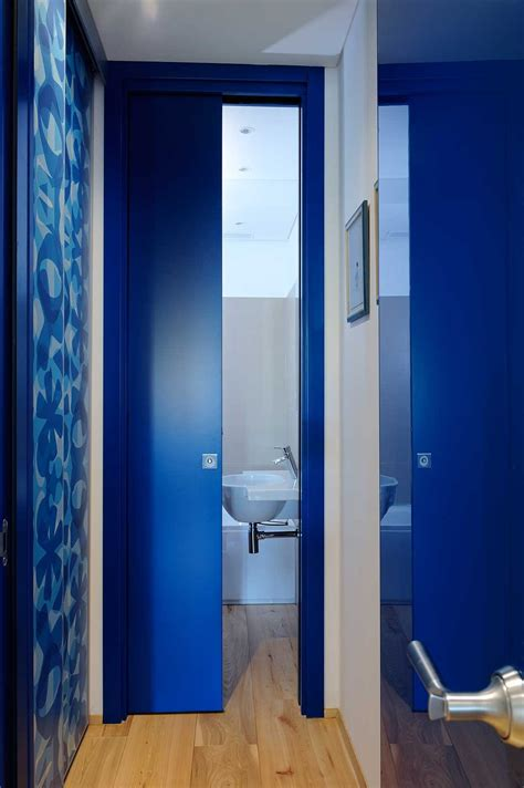 porte per bagni come scegliere la porta scorrevole per il bagno cose di casa