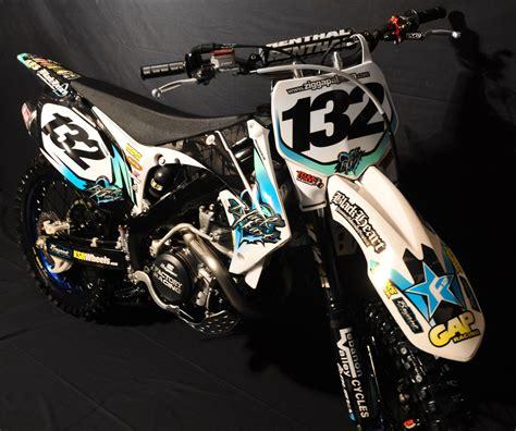 black motocross black heart mx graphics blackheartmx s bike check vital mx