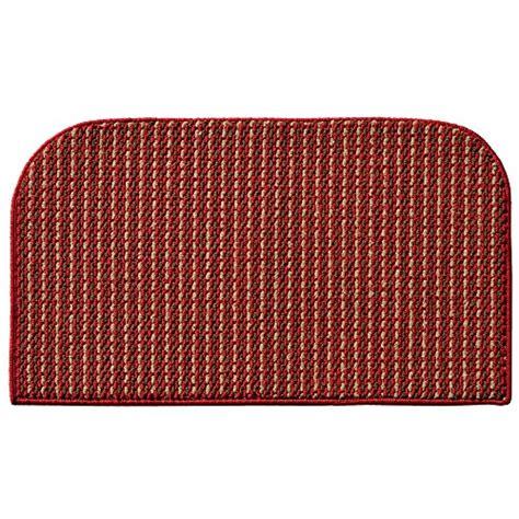 kitchen slice rug garland rug berber colorations kitchen slice rug 18 inch by 30 inch new ebay
