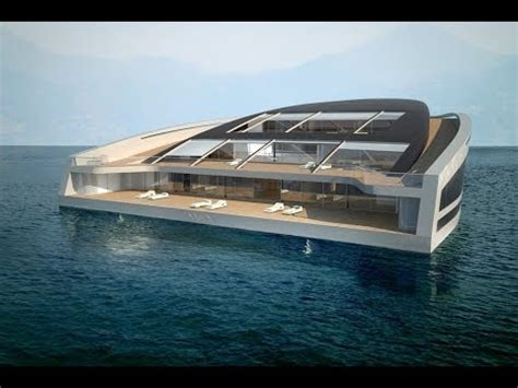 Why Wally Herm 232 S Yacht Bill Gates Yacht House Youtube