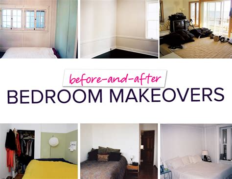before and after bedroom makeovers 10 shocking bedroom makeovers huffpost