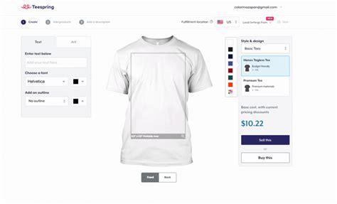 layout maker for t shirt comprehensive list of best t shirt design makers placeit