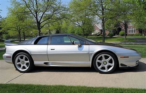 how to work on cars 1997 lotus esprit electronic valve timing sell used 1997 lotus esprit v8 coupe 2 door 3 5l in lake forest illinois united states