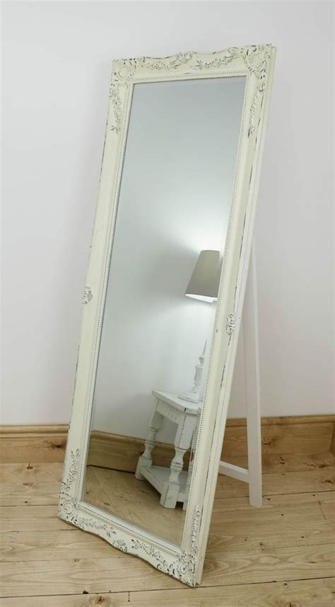 shabby chic length mirror best 25 length mirrors ideas on