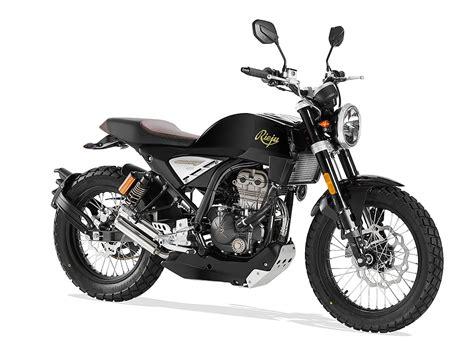 Motorrad Ride 125 by Introducing The Rieju Century 125 Visordown