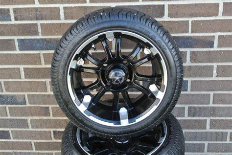sale  aftermarket golf cart wheels  tires club car