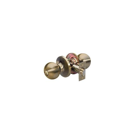 Masters Door Knobs by Master Lock Residential Grade 3 Door Knob Set