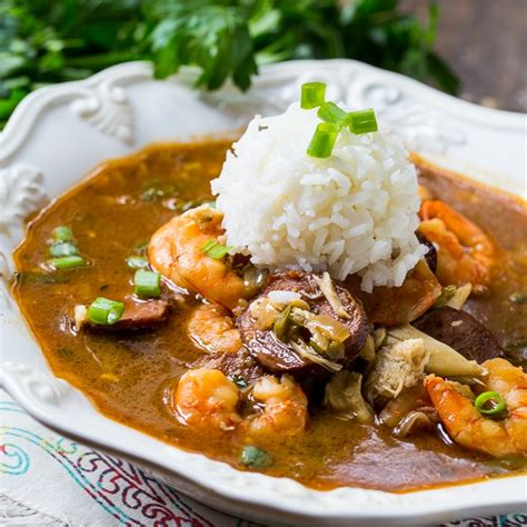 it s national gumbo day be a part of it hungryforever seafood gumbo spicy southern kitchen