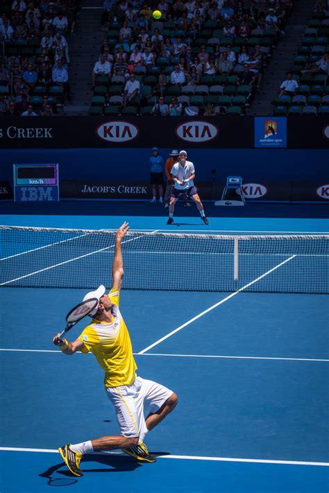 imagenes geniales de tenis フリー写真 サーブを打つテニスプレイヤー gatag フリー素材集 壱
