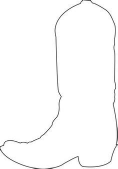 cowboy boot template western on western cowboy
