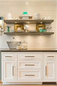 floating kitchen shelves transitional kitchen