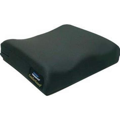 comfortable seat cushion comfort guard seat cushion 20 x 18 x 2 inch 264082