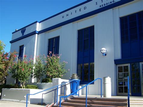 historic redding post office gets a facelift anewscafe
