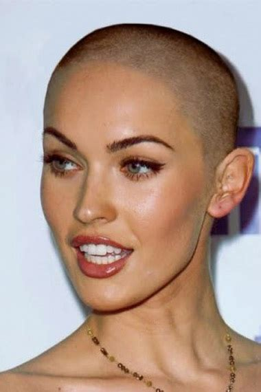 womens buzzed and bold haircuts buzz cut is it worth losing all your hair