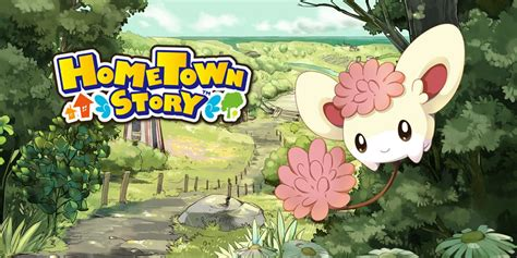 Hometown Story by Hometown Story Nintendo 3ds Nintendo