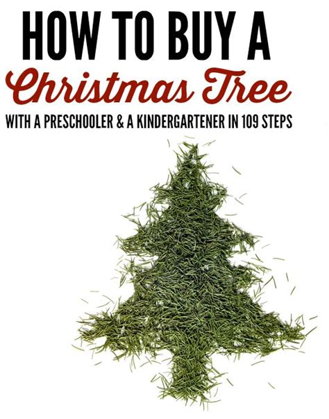 Superior Buy A Christmas Tree #1: 8560b9fd7617225cdbf6a31074b71aba--funny-lists-parenting-humor.jpg
