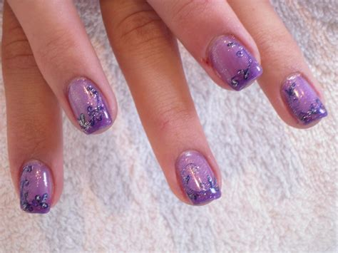 Ongles En Gel Degrade