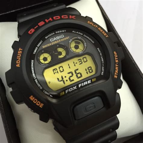 Limited Editions Piyama New Dw 916176 g shock fox limited edition dw 6900b 9 brand new electronics on carousell