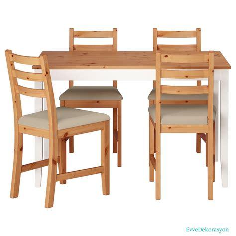ikea masa ikea ahşap mutfak masası ev dekorasyonu
