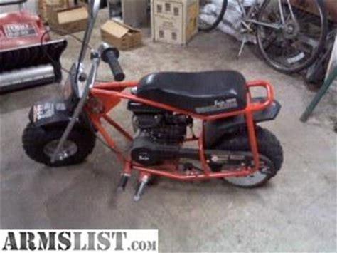 doodlebug db30 mini bike manual armslist for sale trade baja bd30 97cc mini bike