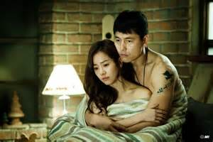 min bed quot padam padam quot jung woo sung and ha ji min in bed hancinema the korean movie and