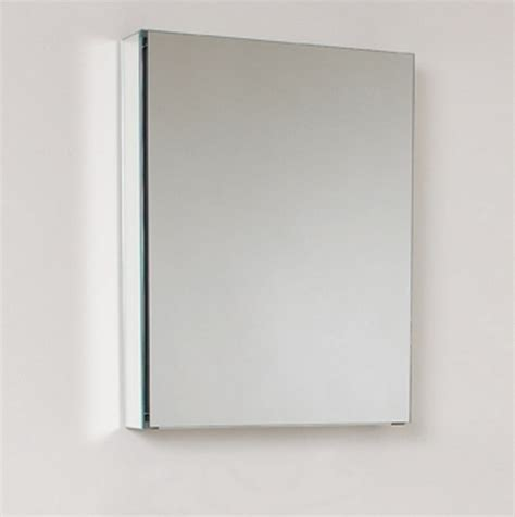 bathroom mirrored medicine cabinet 24 quot wide mirrored bathroom medicine cabinet