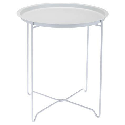 Metall Nachttisch by Metall Klapptisch Beistelltisch Nachttisch Couchtisch