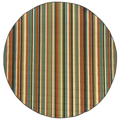 7 ft rug weavers cabana terracotta 7 ft 10 in area rug 326143 the home depot