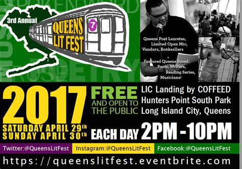 queens literary festival heart astoria