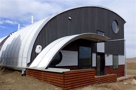 arch home kits houses prefab custom options by steelmaster buildings