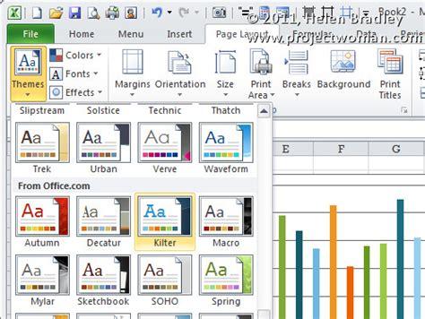 color themes excel 2010 excel multi color column charts 171 projectwoman com