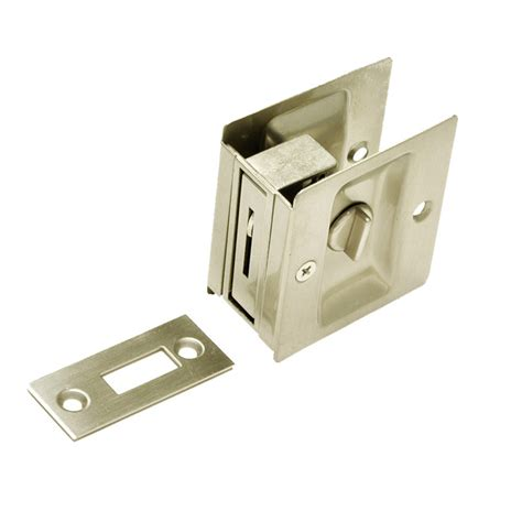 sliding bathroom door lock sliding door lock privacy better home products