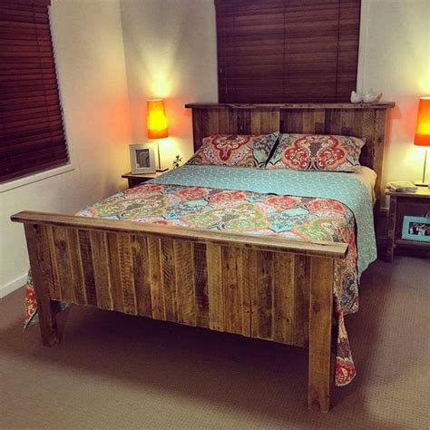 diy rustic pallet bedroom furniture ideas homestyle digest