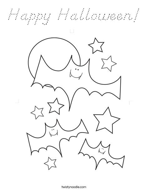 halloween coloring pages twisty noodle happy halloween coloring page d nealian twisty noodle