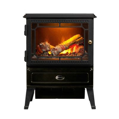 Dimplex Electric Fireplaces Reviews by Homebase Dimplex Gosford 2kw Opti Myst Electric Stove