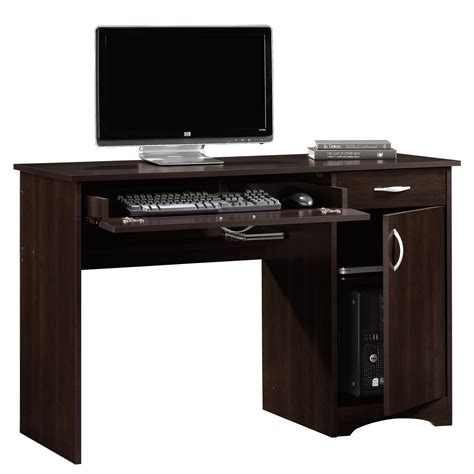 pc desk beginnings computer desk 413072 sauder