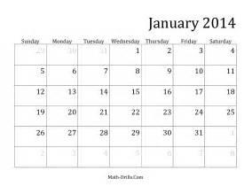 The 2014 monthly calendar measurement worksheet full size image