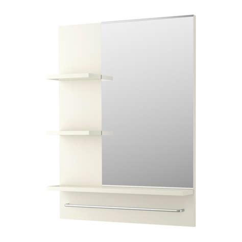 Bathroom Mirror Ikea Lill 197 Ngen Mirror White Ikea