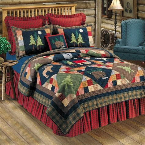 16 comfortable and cozy christmas bedding sets you need