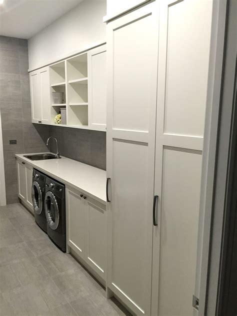 matching kitchen bathroom  laundry styles