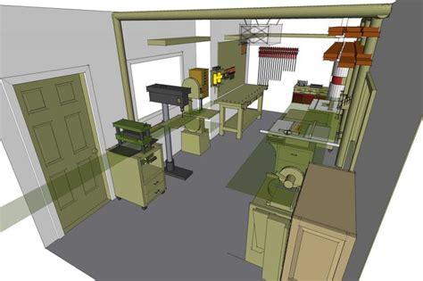 machine shop layout design woodshop ideas woodshop ideas images woodshop pinterest