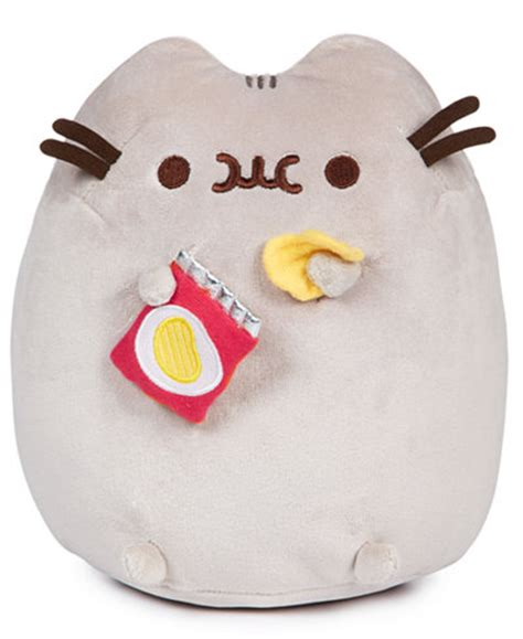 Squishy Chips Potato Squishy Kentang Squishy Kawaii gund 174 pusheen potato chips plush toys baby macy s
