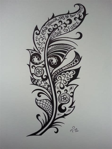 unique ink tattoo reserved for kyna custom ink drawing black white