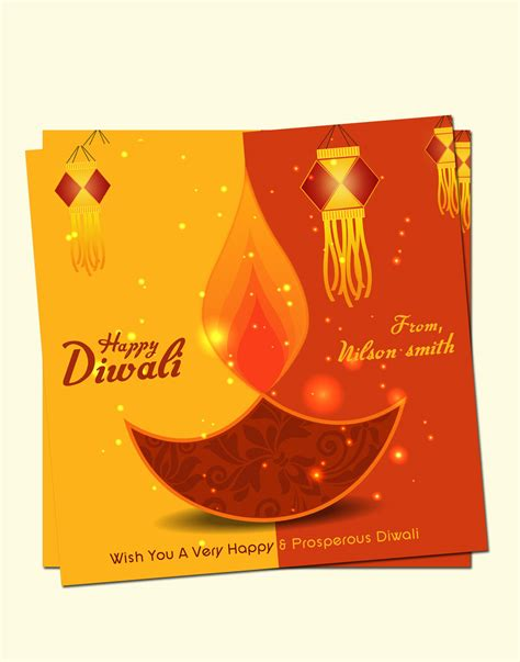 diwali card templates sparklebox diwali vector card template