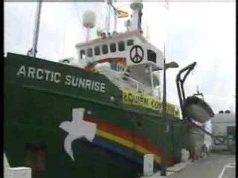 barco a vapor casero informe greenpeace pide reflotamiento del barco